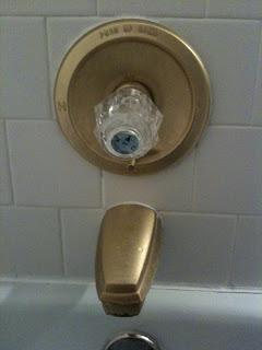 Dripping Delta Bathtub Faucet
