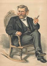 """18º presidente - Ulysses Simpson Grant - Apelido: """"Rendição Incondicional"""""""