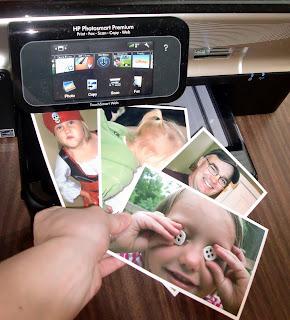 Hello, New Sparkly Fancy Printer. Meet New Lazy Momma...