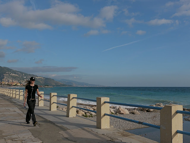 Menton Daily Photo