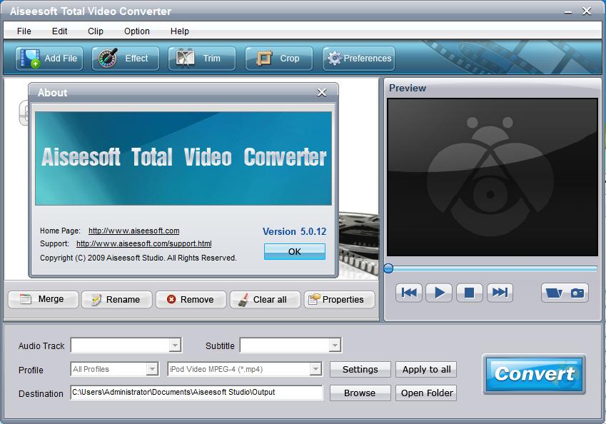 totalvideoconverter serial