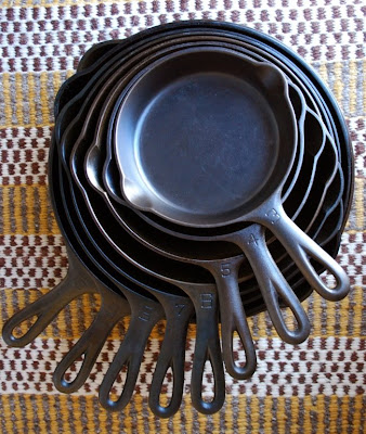 Cast iron skillet dating