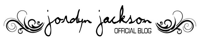 Jordyn Jackson's Official Blog