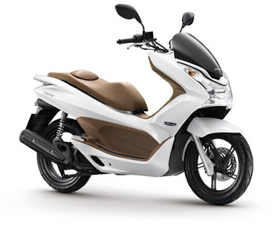 Honda PCX Scooter 2010