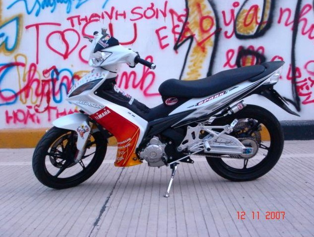 Yamaha Jupiter MX cool Modify title=