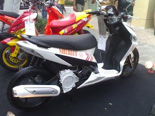 honda motorcycle VARIO AIRBRUSH