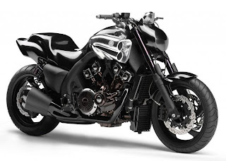 Yamaha star vmax 2009