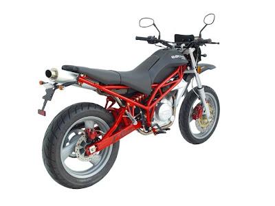 Minerva X-Road 125cc