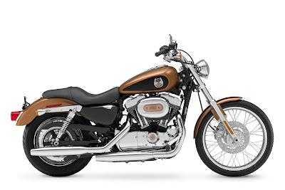 2009+Harley-Davidson+Sportster+1200+Custom+XL1200C
