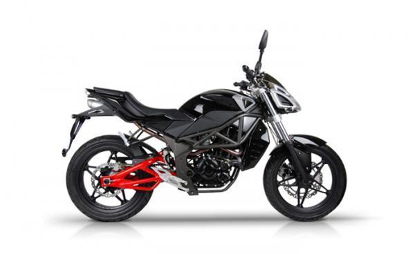 Minerva 250cc Sport Bike