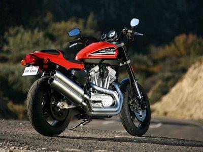 2009 Harley Davidson Sportster XR1200