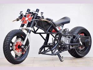 Gambar Motor Modifikasi Modif Yamaha Honda Suzuki Dll