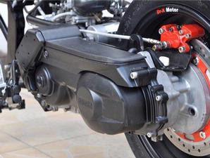 Modifikasi Yamaha Mio Dragster 2010