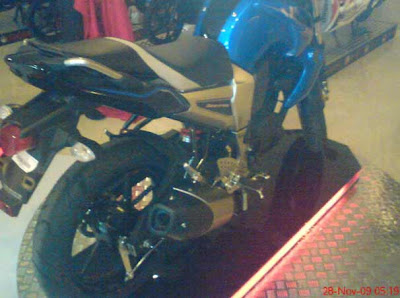 New Yamaha Byson 2010
