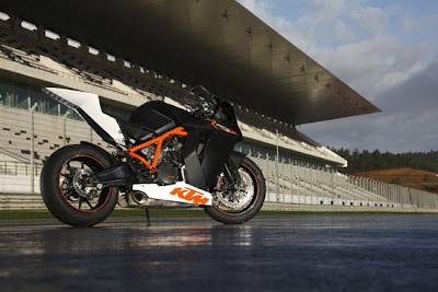 2010 KTM 1190 RC8R Special Wallpapers