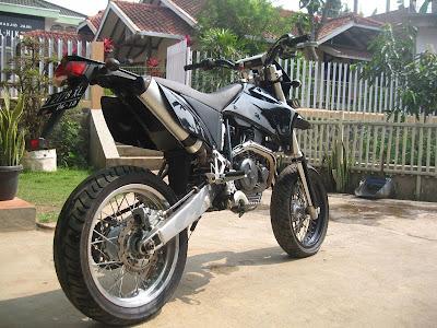 Modifikasi+Yamaha+Scorpio+Supermoto1 Modifikasi Motor Yamaha Scorpio Trail Supermoto Sportbike
