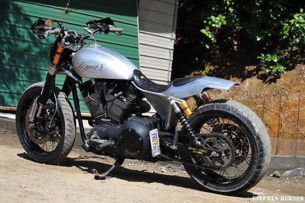 Harley-Davidson Dyna California Kraus Custom Motorcycle