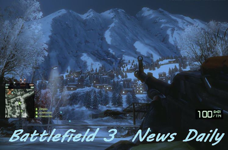 Battlefield 3  News Daily