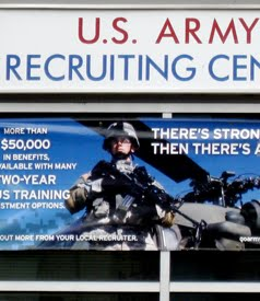 Over 1,400,000 Americans are now on active duty; another 833,000 are in the ...