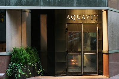 The good life aquavit nyc restaurant week summer 2009 for Aquavit new scandinavian cuisine