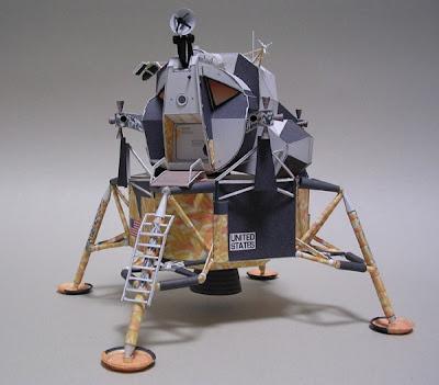 Apollo Moon Lander