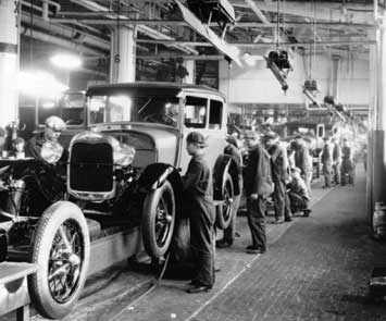 The Automobile and American Life: Henry Ford and the Genesis of ...