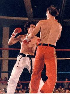 Joe Corley vs Bill Superfoot Wallace