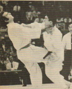 Wada Dominique Valera Karate
