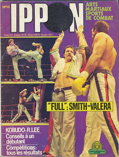 Ippon newspaper Jeff Smith Dominique Valera
