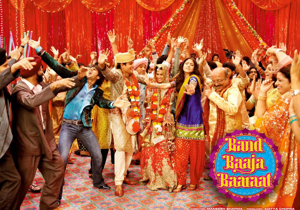 Big Fat Indian Wedding Band Baaja Baaraat