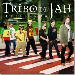 Tribo de Jah – Refazendo (2008) Capa