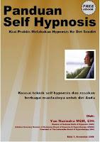 Review & Download E-book Panduan Self Hypnosis
