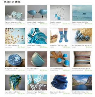 blue east treasury