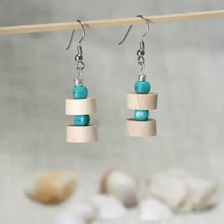 summer nautical earrings