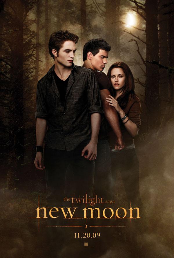 edward cullen twilight poster