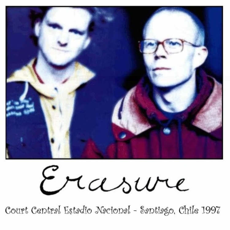 Title Erasure live Santiago Chile Label Not On Label