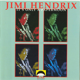 "Jimi Hendrix - ""Paper Airplanes"" (bootleg) · Rock and Pop Bootlegs"