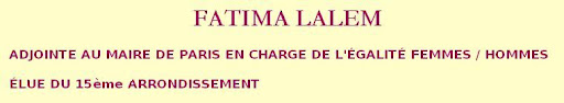 Fatima Lalem