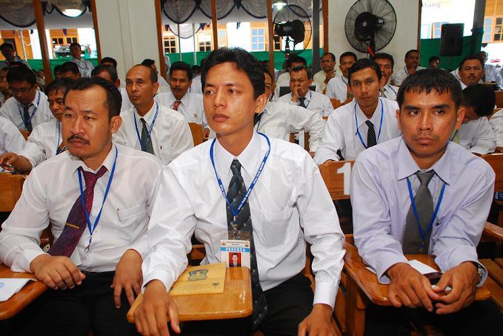 Album Peserta Pelatihan Kader Mitra Polri di Jakarta