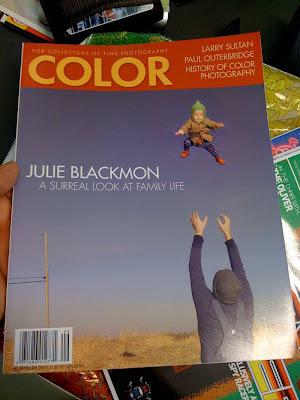 Fotoğraf: Color dergisi kapağı