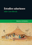"""Estudios saharianos"" de J. Caro Baroja"