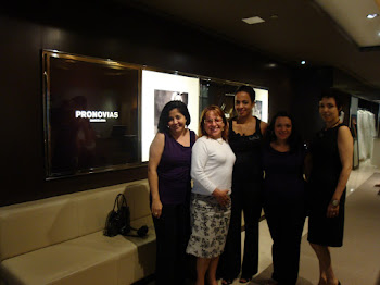EQUIPE PRONOVIAS & JOSI LIMA - PERSONAL STYLIST FOR WEDDINGS -  Dr. ERMINIA AZOURY.