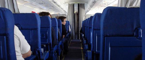 tener Sexo en un avión