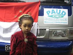 Pendidikan Anak Usia Dini Islam Chaidir Elhaj Maliki Wonosari I