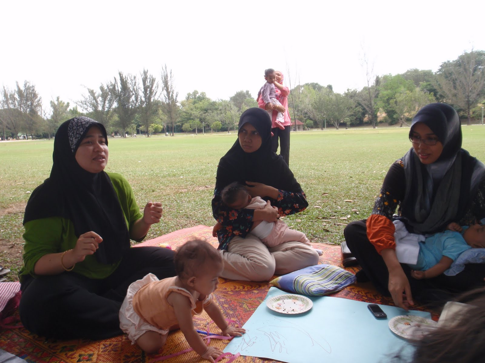 how to start a breastfeeding support group