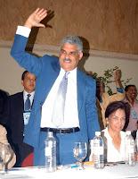 Foto 0 en  - Dia Internacional de la Mujer/ La ambientaci�n _BOLETIN ge 7/3/2009 - Miguel Vargas ratifica compromiso paritario con pol�ticas en favor de la mujer