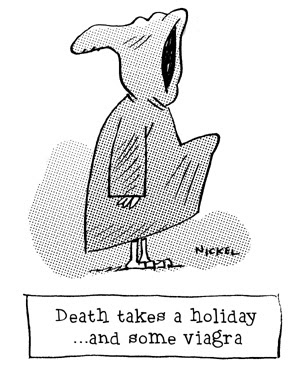 Death by viagra