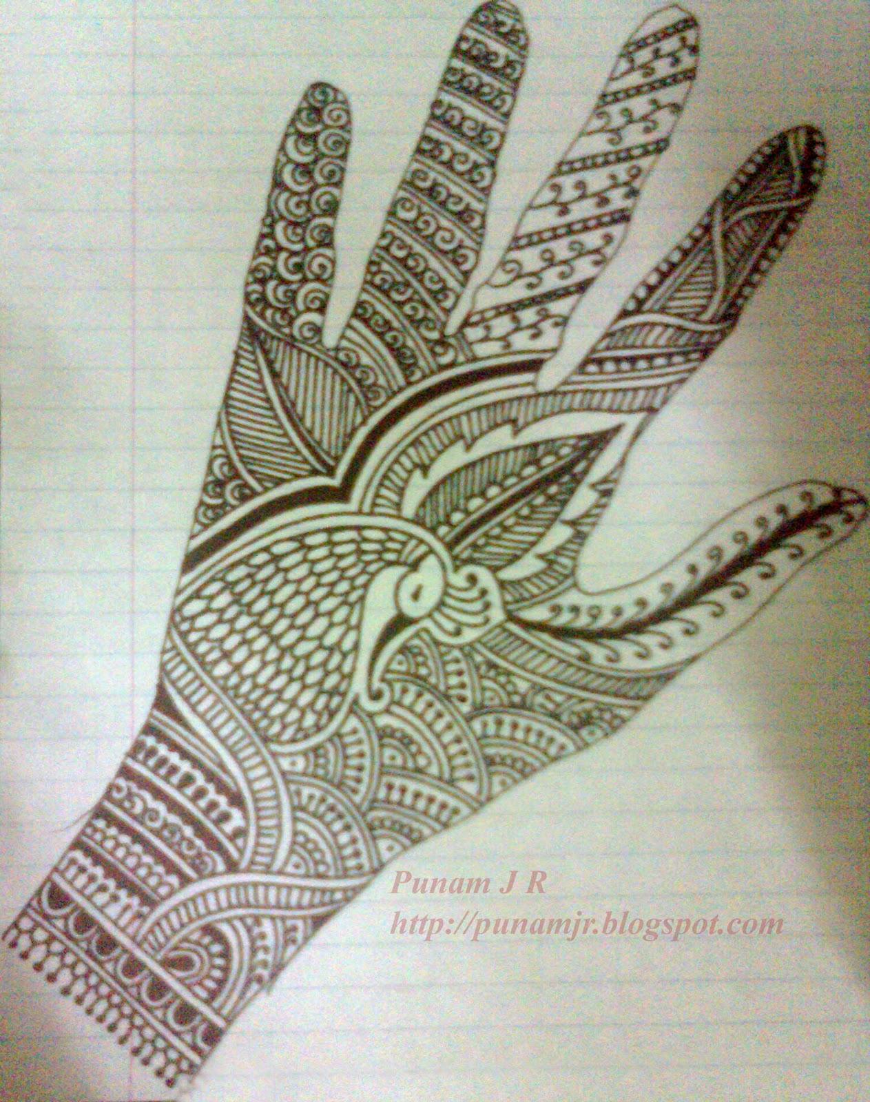 Wallpaper Mehandi Design | Free Download Wallpaper ...