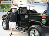 Jeremy Schomaker's Hummer