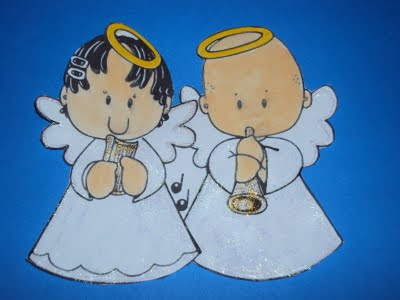 Infantil cristiano noviembre 2009 - Dibujos navidenos originales ...